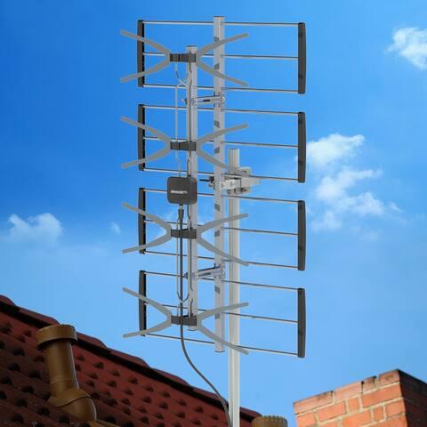 2/4 Grids 10 m Wire Outdoor Antenna