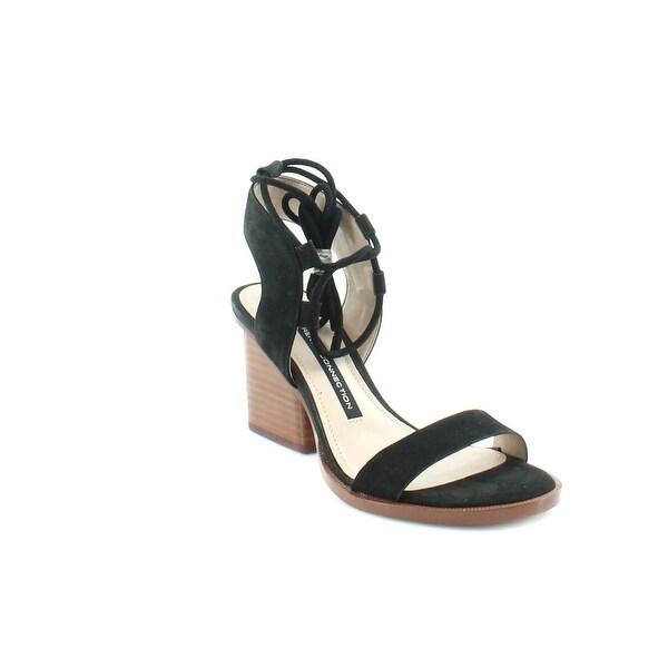 French Connection Jalena Women's Sandals & Flip Flops Black