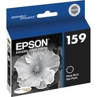 Epson 159 Ink Cartridge - Photo Black Ink Cartridge