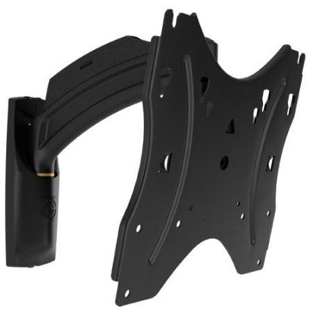 Chief Manufacturing - Small Thinstall Single Swing Arm Wall Mount - 10 Extension