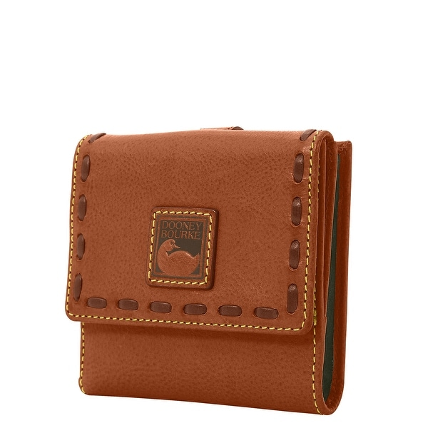 Dooney & Bourke Florentine Large Credit Card Wallet (Introduced by Dooney & Bourke at $148 in Jan 2012)