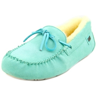 Australia Luxe Collective Frost Suede Moccasins