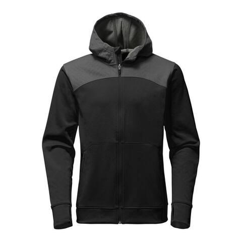 The North Face Ampere Full Zip Hoodie TNF Black/Asphalt Grey