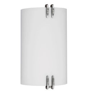 """AFX CEW118EC-PC 1 Light 8"""" Wide Outdoor Wall Sconce from the Century Collection with Photosensor"""