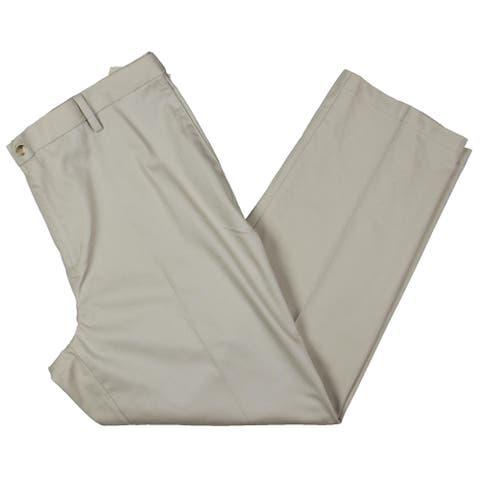 Dockers Mens Big & Tall Khaki Pants Classic Fit Comfort Waist - Cloud