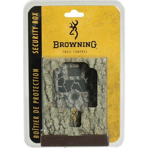 Browning Trail Camera Security Box - Camouflage