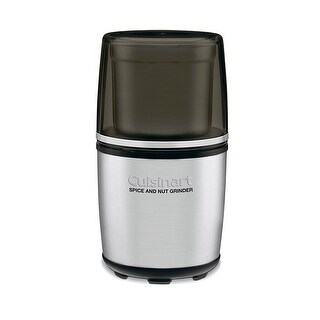 Cuisinart SG-10 Electric Spice-and-Nut Grinder, Silver