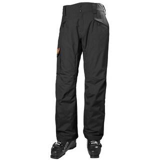 Helly Hansen Men's Sogn Cargo Ski Pant - 65527 - Cinnamon