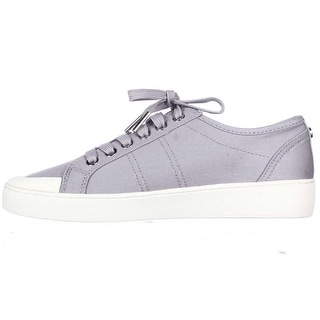 MICHAEL Michael Kors Womens Harlen Fabric Low Top Lace Up Fashion Sneakers