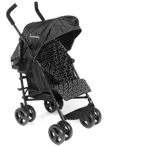 Kinderwagen 514-BLACK Skip Umbrella Stroller