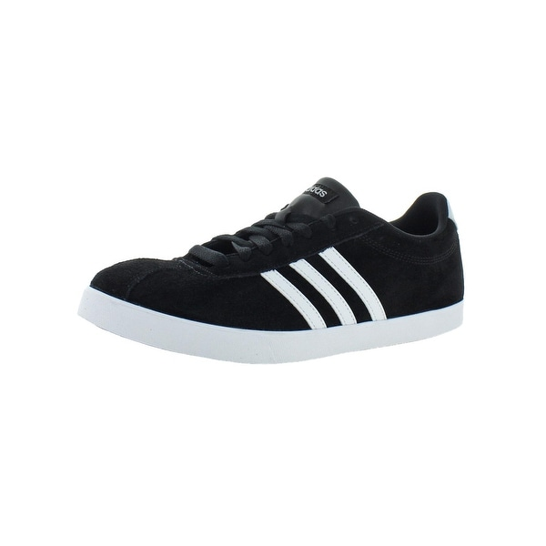 fce47f50 Shop Adidas Womens Courtset Casual Shoes Suede Ortholite Float ...