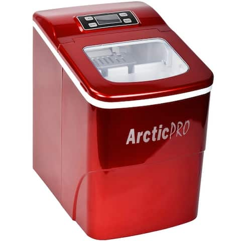 Arctic-Pro Portable Digital Quick Ice Maker Machine, Makes 2 Ice Sizes