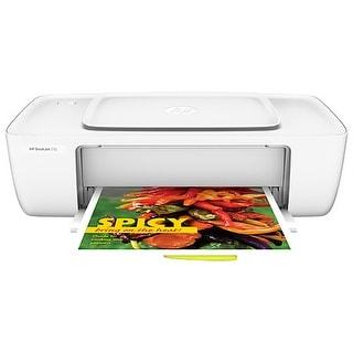 HP Deskjet 1112 Printer HP Deskjet 1112 Inkjet Printer - Color - 4800 x 1200 dpi Print - Plain Paper Print - Desktop - 20 ppm