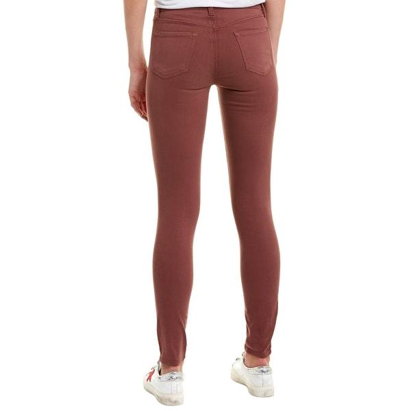 J Brand Jeans Womens 485 Mid Rise Skinny Pant