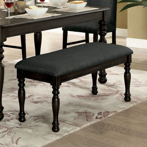The Gray Barn Louland Falls Transitional 45-inch Accent Bench