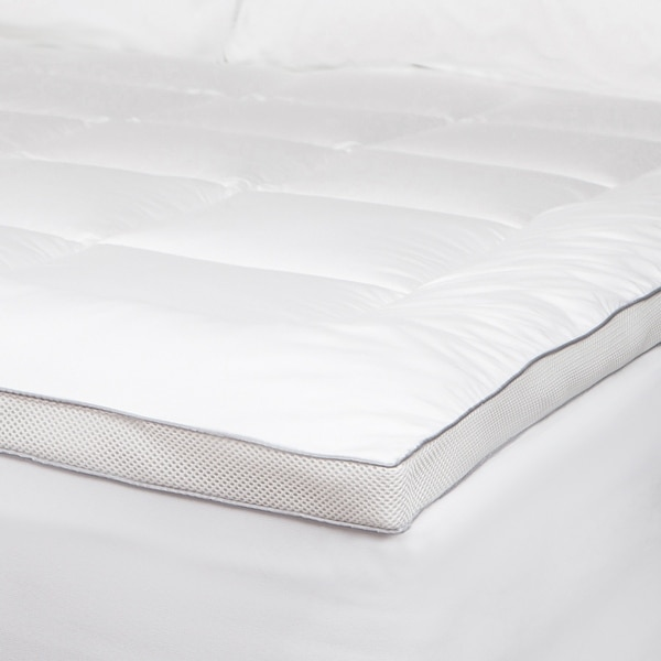 Powernap Celliant Blend Mattress Pad by Cozy Classics. Opens flyout.