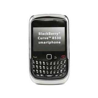 Verizon Snap-On Hard Case for BlackBerry Curve 2 8530 - Chrome