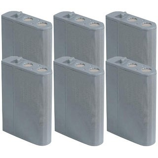 Replacement Battery For AT&T EP5632 / EP5962 Phone Models (6 Pack)