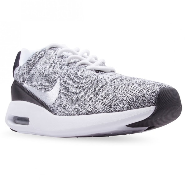 Shop Nike Mens Air Max Modern Flyknit Fabric Low Top Lace Up