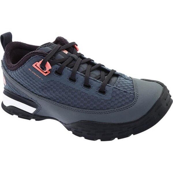 9636b2f01a85 The North Face Women  x27 s One Trail Shoe Turbulence Grey Desert Flower