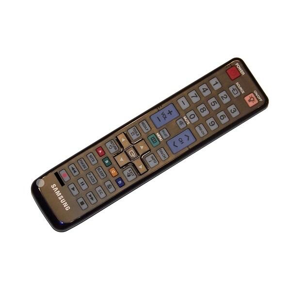 OEM Samsung Remote Control: PL50C680G5R, PL50C680G5RXZS, PN50C675G6F, PN50C675G6FXZA, PN50C680, PN50C680G