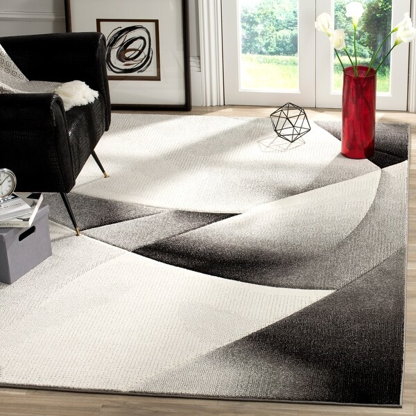 Safavieh Hollywood Daisha Mid-Century Modern Abstract Rug. Opens flyout.