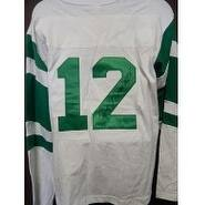 Signed Namath Joe New York Jets New York Jets Sweater Jersey Size Large autographed