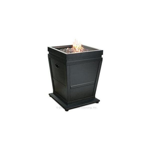 Blue Rhino GAD15021M LP GAS OUTDOOR FIREPLACE - Black