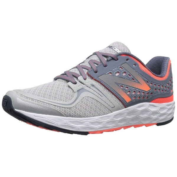 New Balance Womens WVNGOSP Low Top Lace Up Running Sneaker