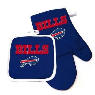Buffalo Bills Oven Mitt and Pot Holder