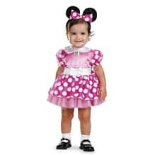 Disney Minnie Mouse Girls Infant 12-18 Months Costume - 12-18 Months|https://ak1.ostkcdn.com/images/products/is/images/direct/77b2cb5d5d76bed80e009b30911f35d8a92aca94/Disney-Minnie-Mouse-Girls-Infant-12-18-Months-Costume.jpg?impolicy=medium