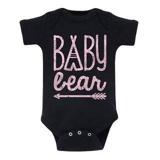 Baby Bear Pink - Infant One Piece