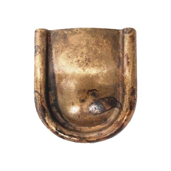Bosetti Marella 101080 Artistic 3/4 Inch Center to Center Finger Cabinet Pull
