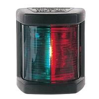 Hella Marine Bi-Color Navigation Lamp - Black Housing Navigation Lamp