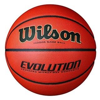 Wilson Evolution Indoor Game Basketball, 29.5