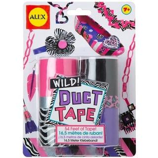 Hot Duct Tape Fashion Kit-Wild