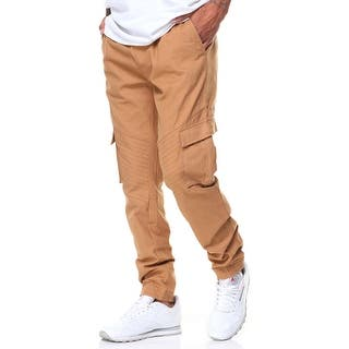 Fly Society Big Men's Stretch Twill Cargo Jogger Pant|https://ak1.ostkcdn.com/images/products/is/images/direct/77b9f9e16441dac335d6d6d49879a7accb36cfa8/Fly-Society-Big-Men%27s-Stretch-Twill-Cargo-Jogger-Pant.jpg?impolicy=medium