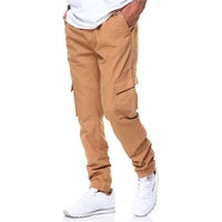 Beige Men's Big & Tall Pants