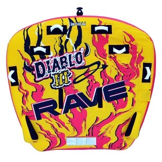 Rave sports rave diablo iii towable 02641