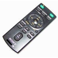 OEM Sony Remote Control Originally Shipped With: HT-CT60BT, SA-CT60BT, HTCT60BT, SACT60BT