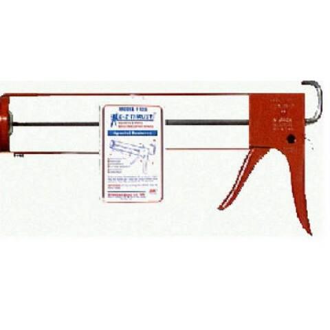 Newborn 125 Hex Rod Parallel Frame Caulking Gun, 1/4 Gallon