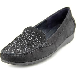 Ara Nery Moc Toe Leather Loafer