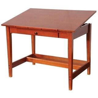 Alvin VAN42 28 in. x 42 in. Vanguard Drawing Room Table