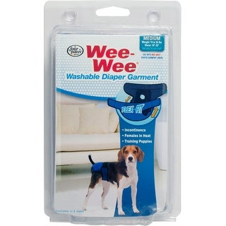 Wee Wee Washable Diaper Garment