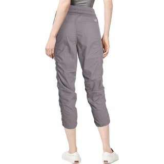 The North Face Womens Aphrodite Capri Pants Wicking Athletic
