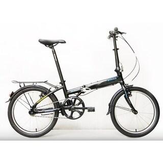 Oyama Skyline 1 Black Folding Bike Bicycle