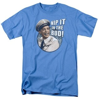 The Andy Griffith Show Nip It Mens Short Sleeve Shirt