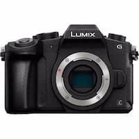 Panasonic Lumix DMC-G85 Mirrorless Micro Four Thirds Digital Camera with 14-42mm II Lens International Model
