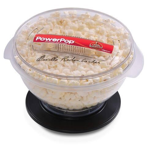 Presto Power Pop Microwave Multi Popper Popcorn Popper