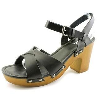 Mia Jamila Women Open Toe Synthetic Sandals